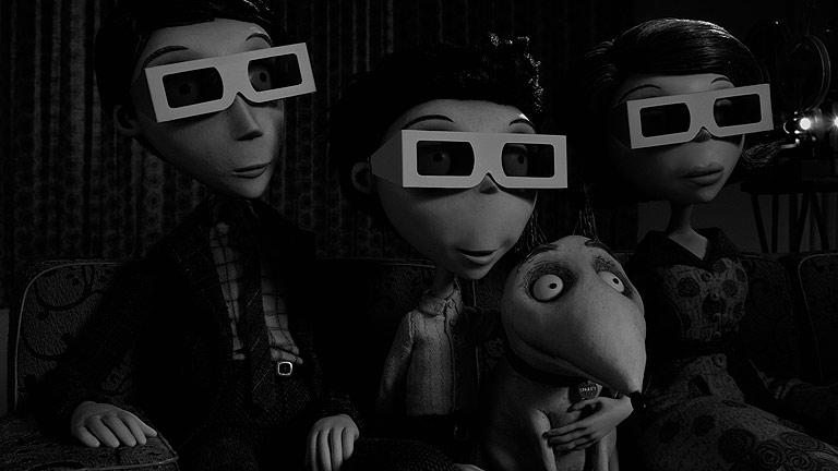 Nuevo tráiler de 'Frankenweenie', de Tim Burton