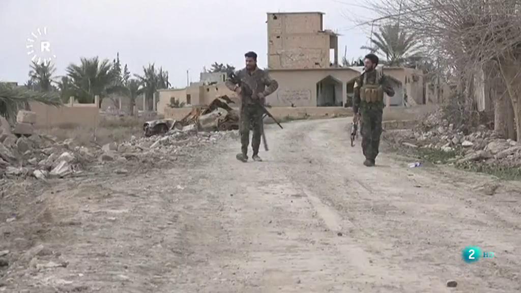 Ofensiva final contra el estado islámico