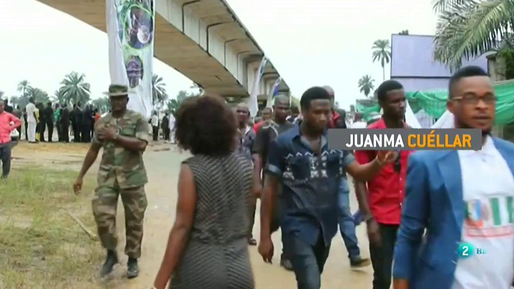 Los Ogoni piden justicia