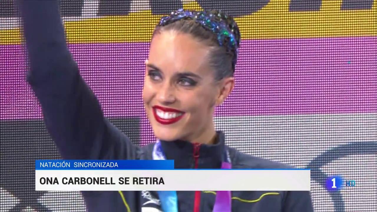 Ona Carbonell renuncia a ir a Tokio y comunica su retirada temporal