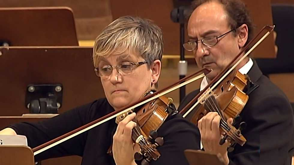La Orquesta Sinfónica RTVE interpreta a Arnold Schönberg