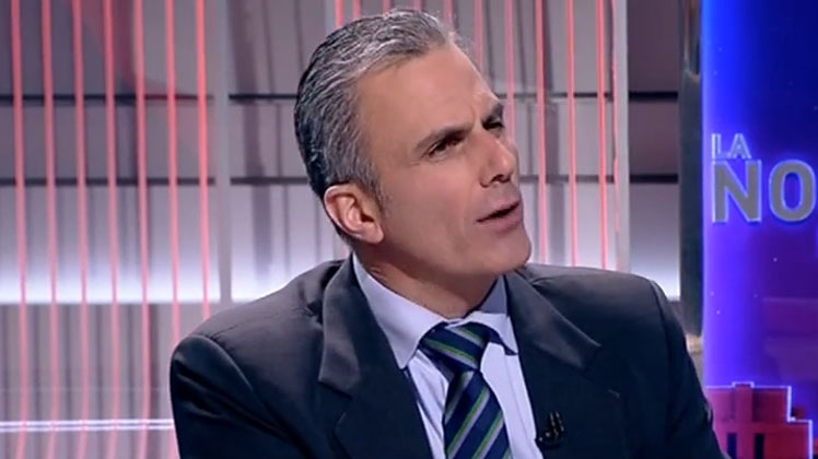 """Ortega Smith: """"España necesita que Vox llegue al gobierno"""""""