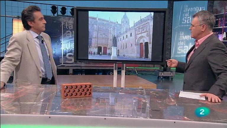 """La Aventura del Saber. Sección """"La Arquitectura del Saber"""" . Pablo Campos Calvo-Sotelo"""