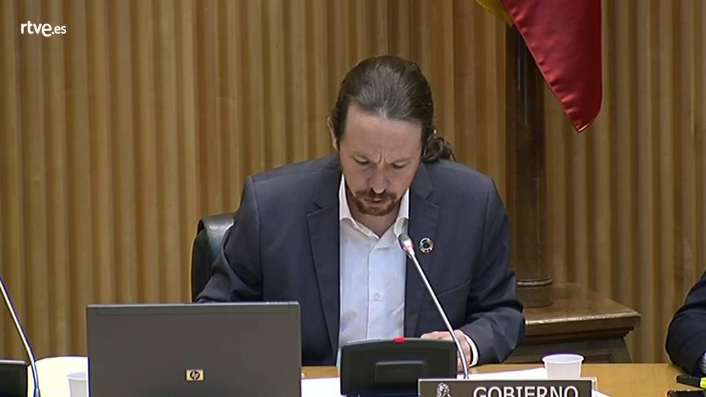 """Pablo Iglesias: """"Los recortes de 7.000 millones en la sanidad pública fueron decisiones equivocadas"""""""
