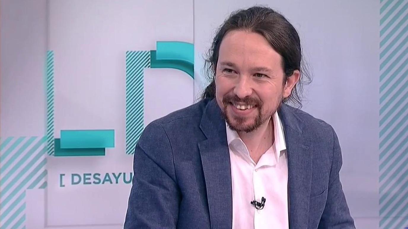 Los desayunos de TVE - Pablo Iglesias, secretario general de Podemos