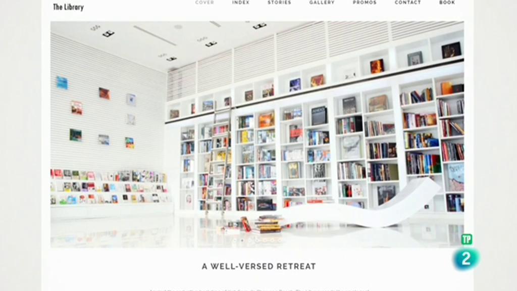 Página Dos - Viajes de libros - Hoteles literarios