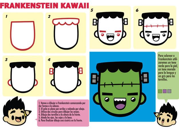 Kawaii El Estilo Ideal Para Que Los Ninos Comiencen A Dibujar