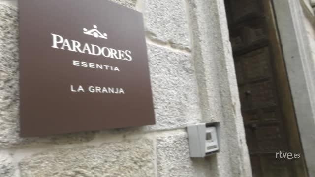 Comando Actualidad - Paradores - La Granja