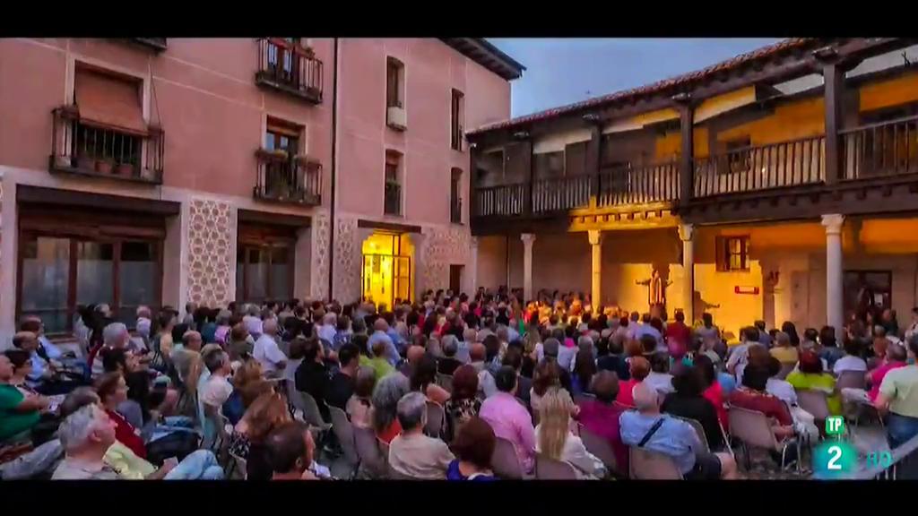 Página Dos - El reportage - Paseo literario por Segovia