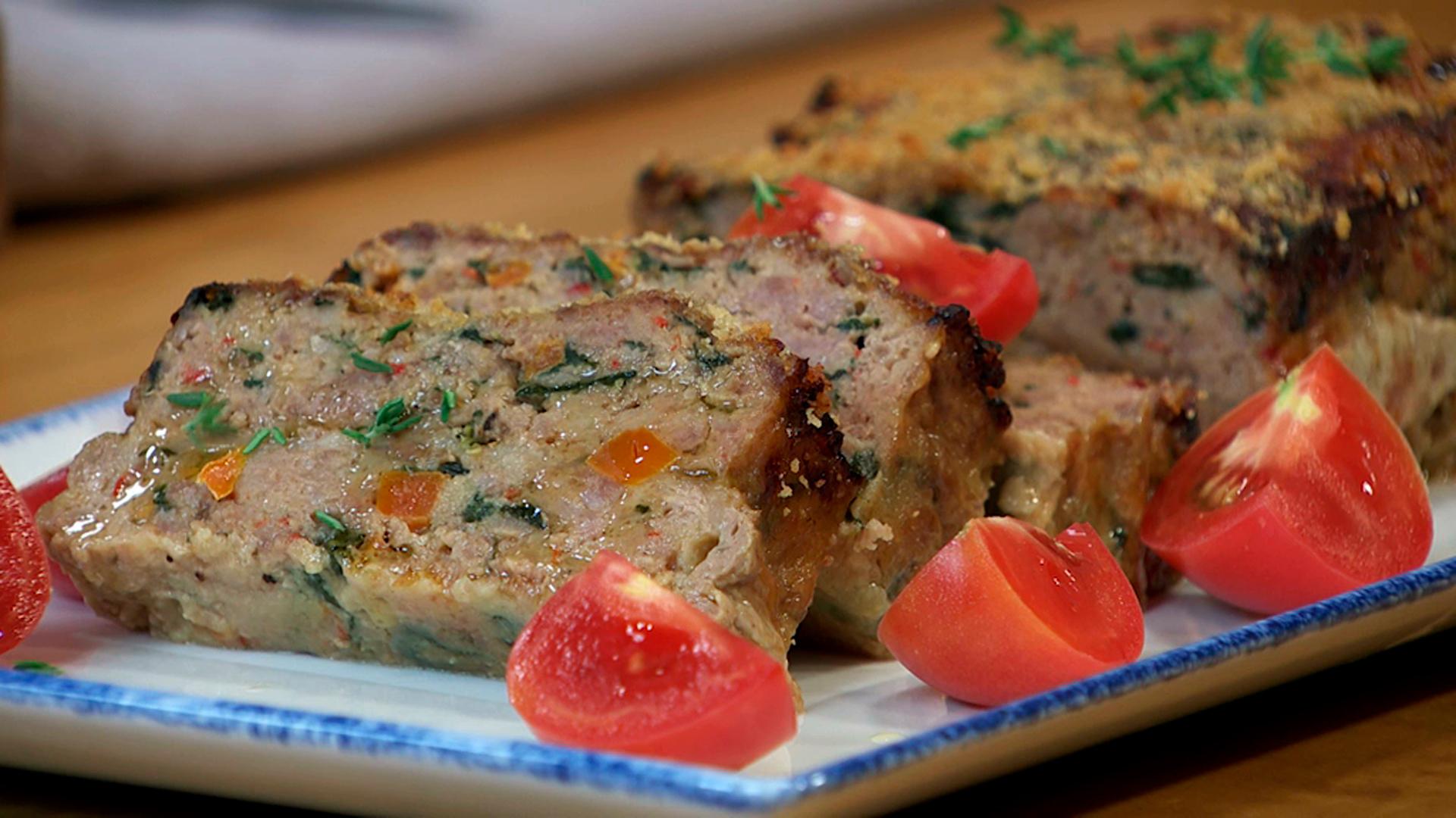 Torres en la cocina - Pastel de carne