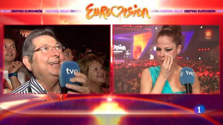 Pastora Soler: Destino Eurovisión (1)