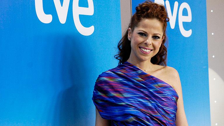 Pastora Soler en 'La mañana de La 1' tras Eurovisión