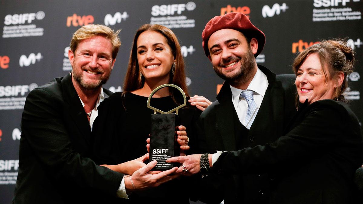 La película brasileña 'Pacificado' se hace con la Concha de Oro en el Festival de San Sebastián