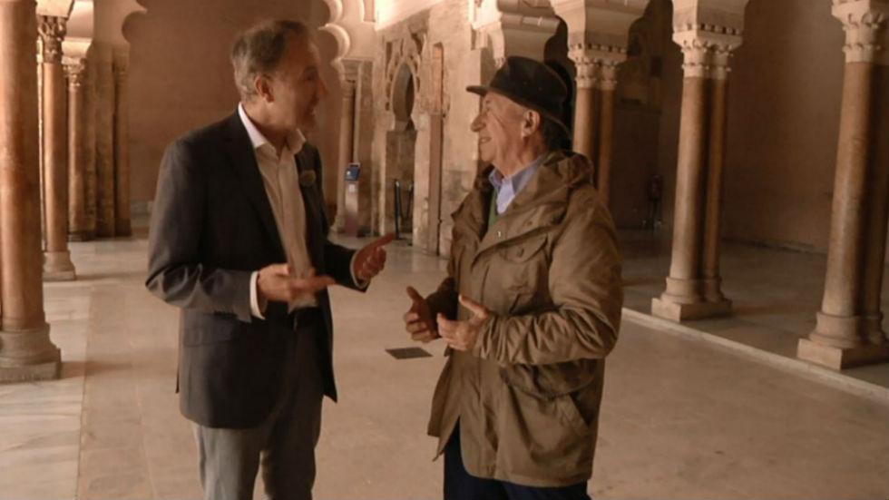 Aquí la tierra - Peridis y el Palacio de la Aljafería en Zaragoza