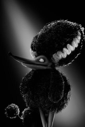 Perséfone, la novia de Frankenweenie
