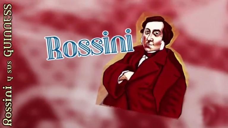 Pizzipedia: rossini y sus guinness