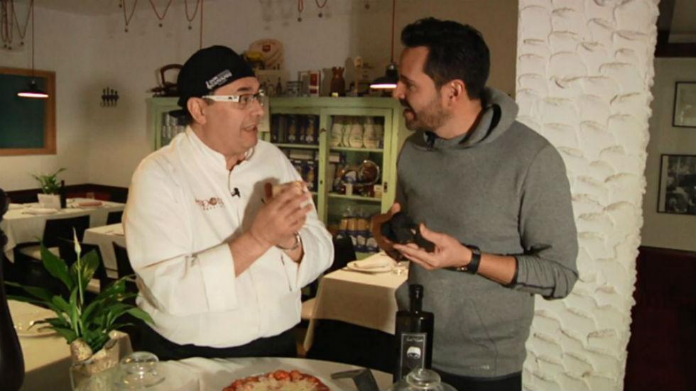 Aquí la tierra - La pizza de Tumbarello contra el frío