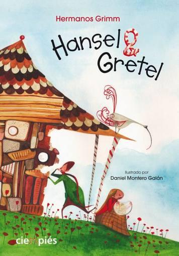 Portada de 'Hansel y Gretel', de Daniel Montero Galán y los Hermanos Grimm