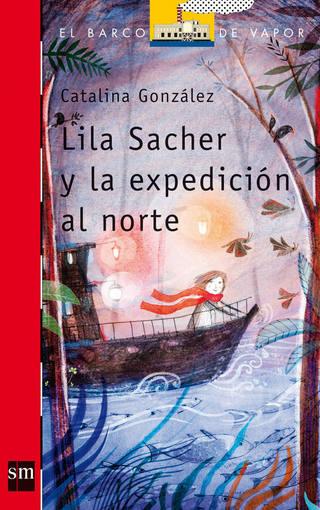 Portada de 'Lila Sacher y la expedición al norte'