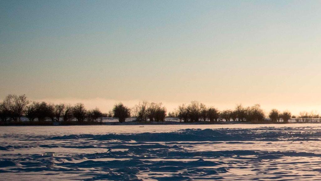 Predominio de cielos despejados con algunas nubes altas en la mayor parte del país