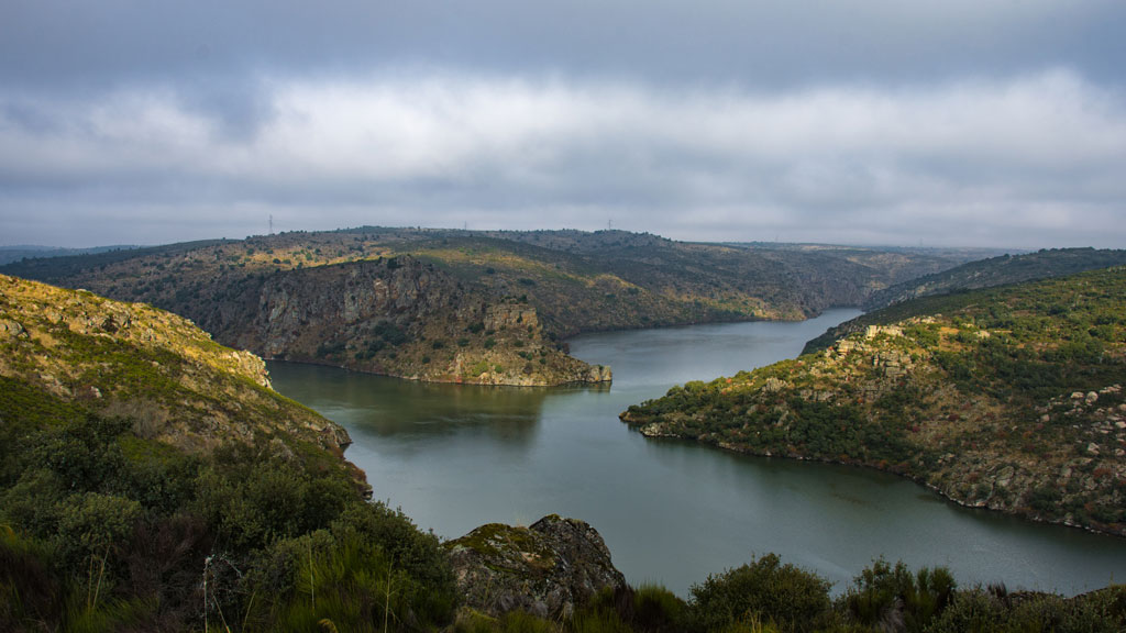 Predominio de tiempo estable con precipitaciones en Galicia y Asturias