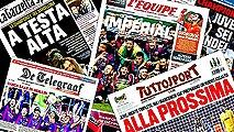 La prensa europea elogia al FC Barcelona