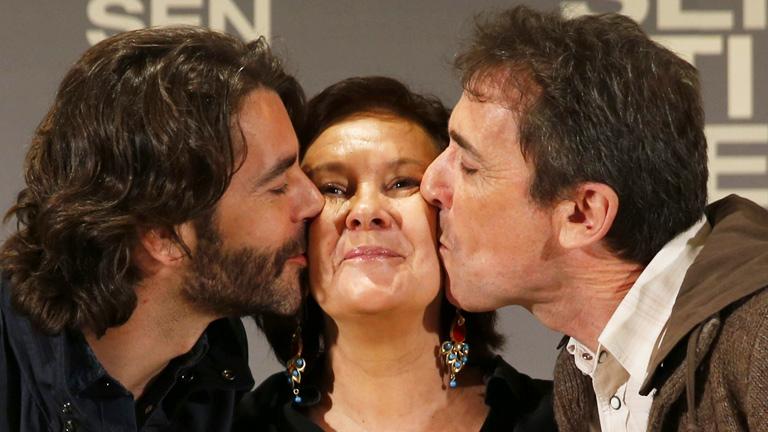 'Presentimientos', Eduardo Noriega debuta como guionista con un 'thriller' romántico