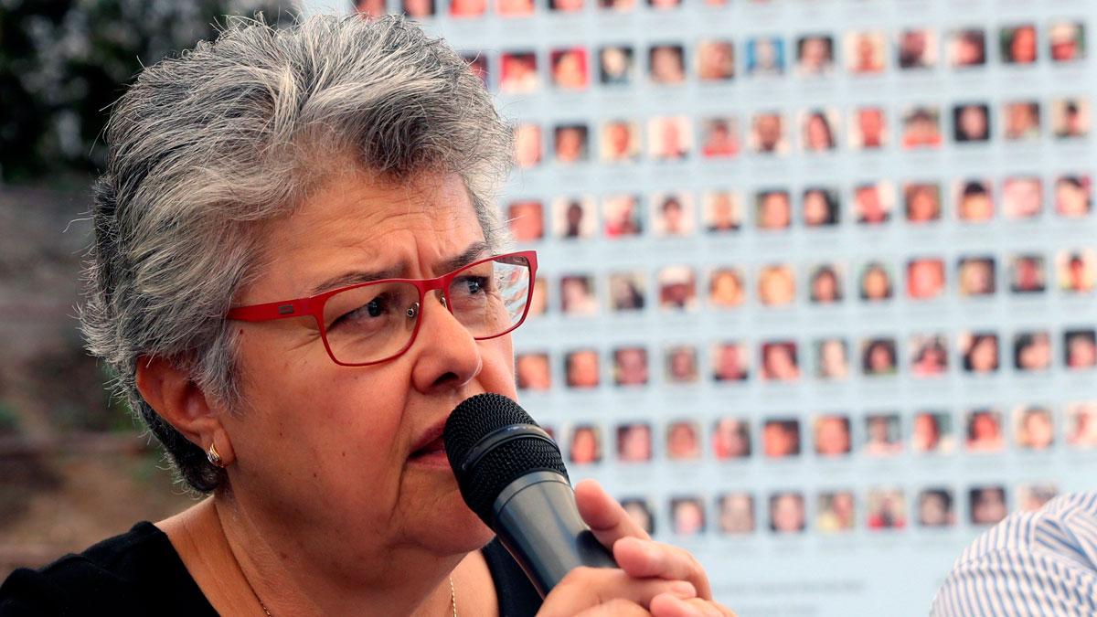 """La presidenta de los afectados por el accidente de Spanair: """"La seguridad no tiene ideología"""""""