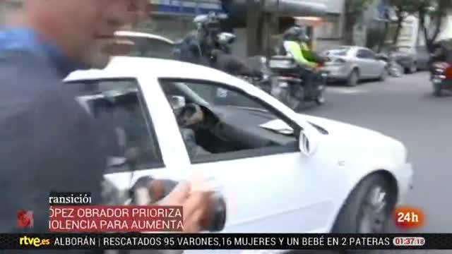 El presidente electo López Obrador prioriza la lucha contra la violencia para mejorar la economía