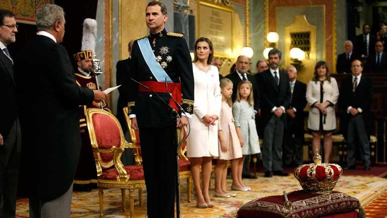 Especial informativo - Proclamación de S.M. el Rey Felipe VI (3)