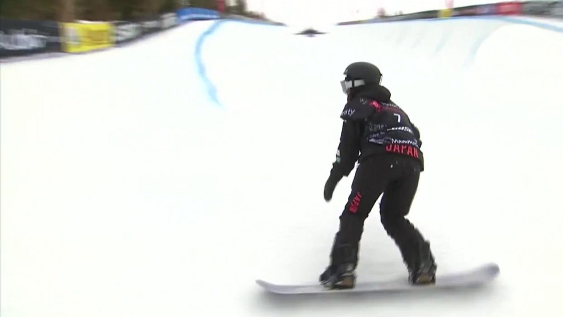 FIS Snowboard Copa del Mundo Magazine - Programa 10