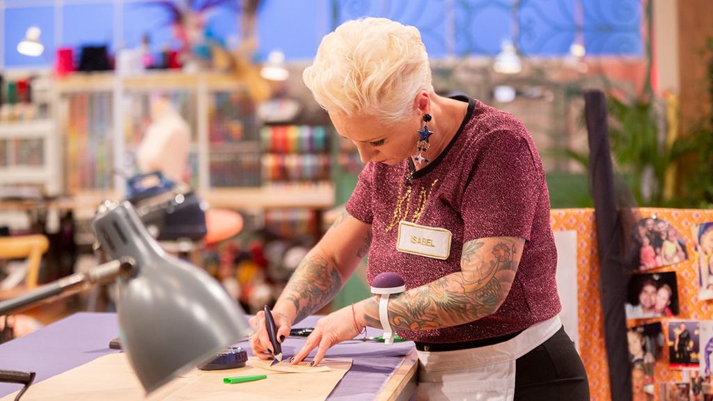 Maestros de la costura 2 - Programa 9
