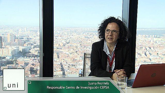 UNED - Química en primera persona. Juana María Frontela - 14/09/2018