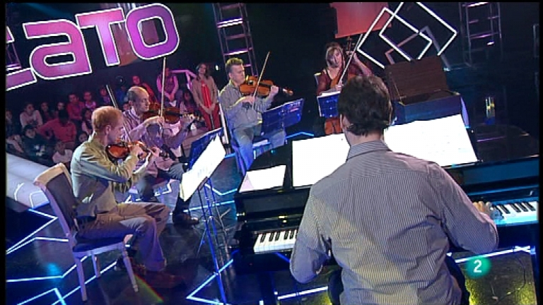 Pizzicato - el quinteto lumiere