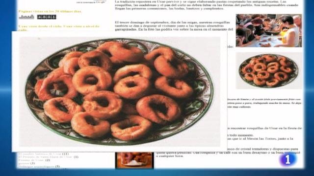 Más Gente - Más Cocina - Receta de las rosquillas de Ujué