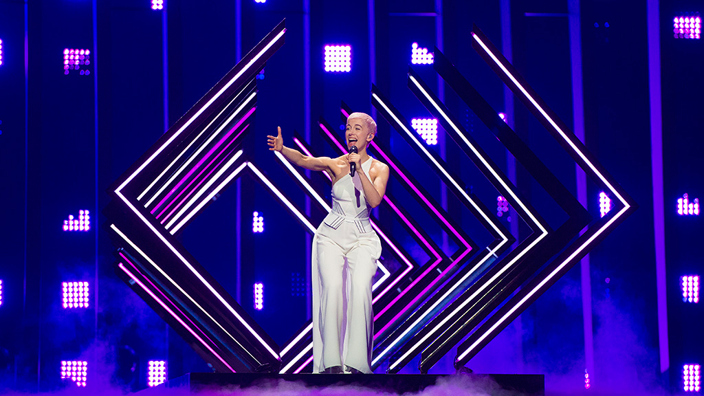"""Eurovisión - Reino Reino: Surie canta """"Storm"""" en la final de Eurovisión 2018"""
