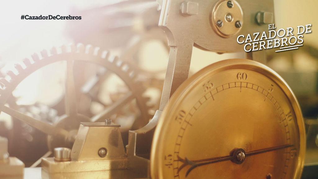 El cazador de cerebros - El reloj interno - avance