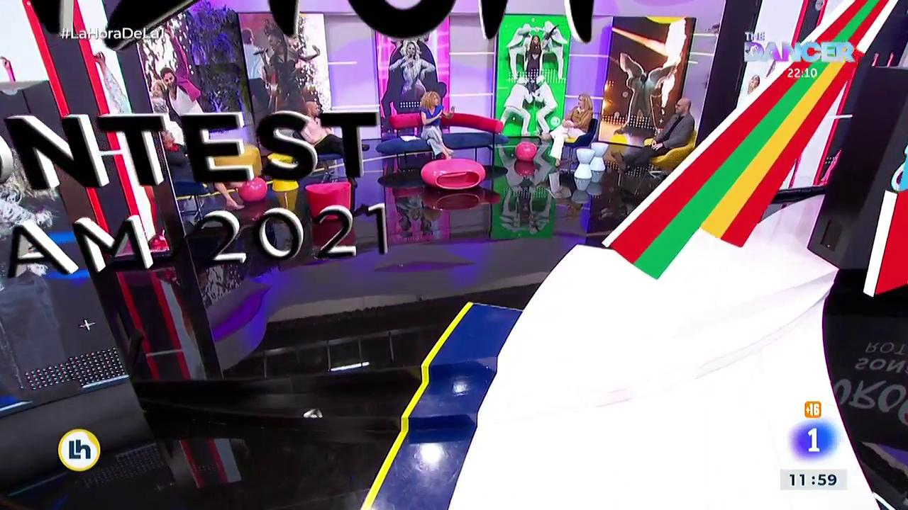 Repasamos con Julia Varela lo que ocurrió en Eurovisión 2021