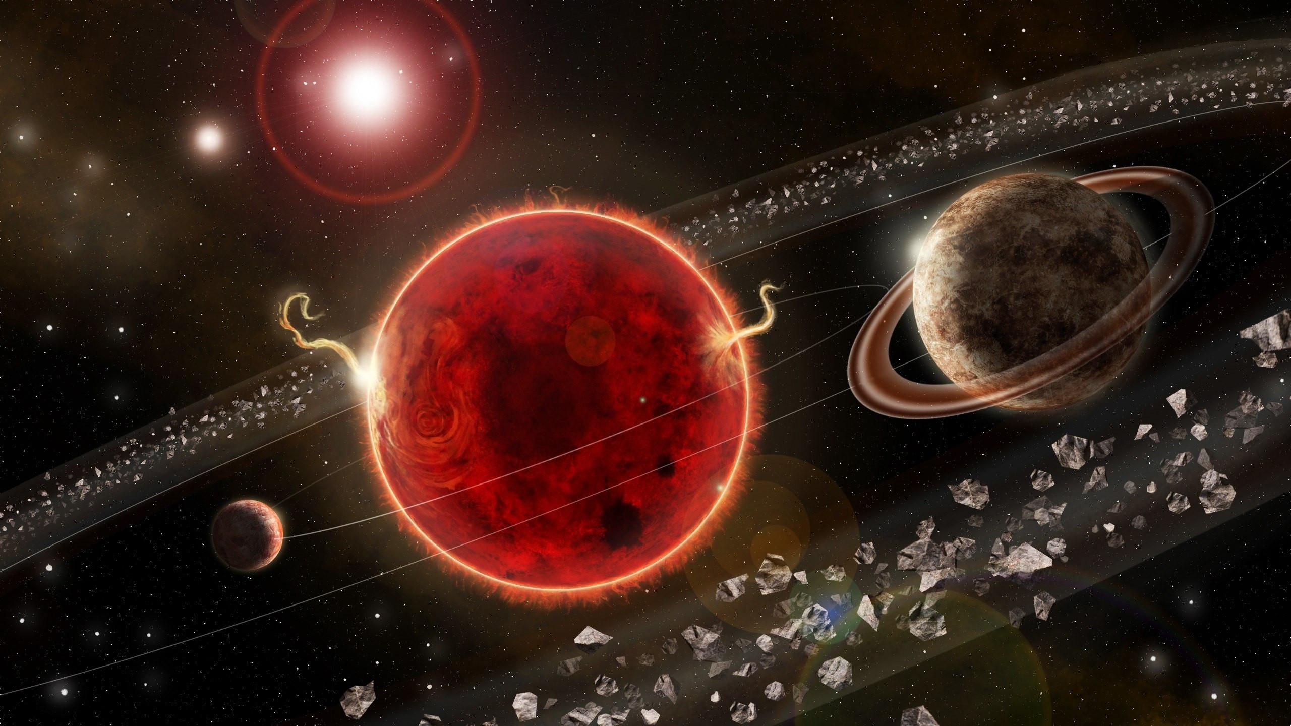 Descubren la existencia de un segundo planeta en la estrella más cercana al  Sol, Próxima Centauri - RTVE.es