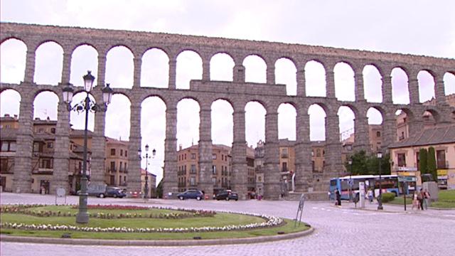 ¿Te Acuerdas? - Restauración del acueducto de Segovia