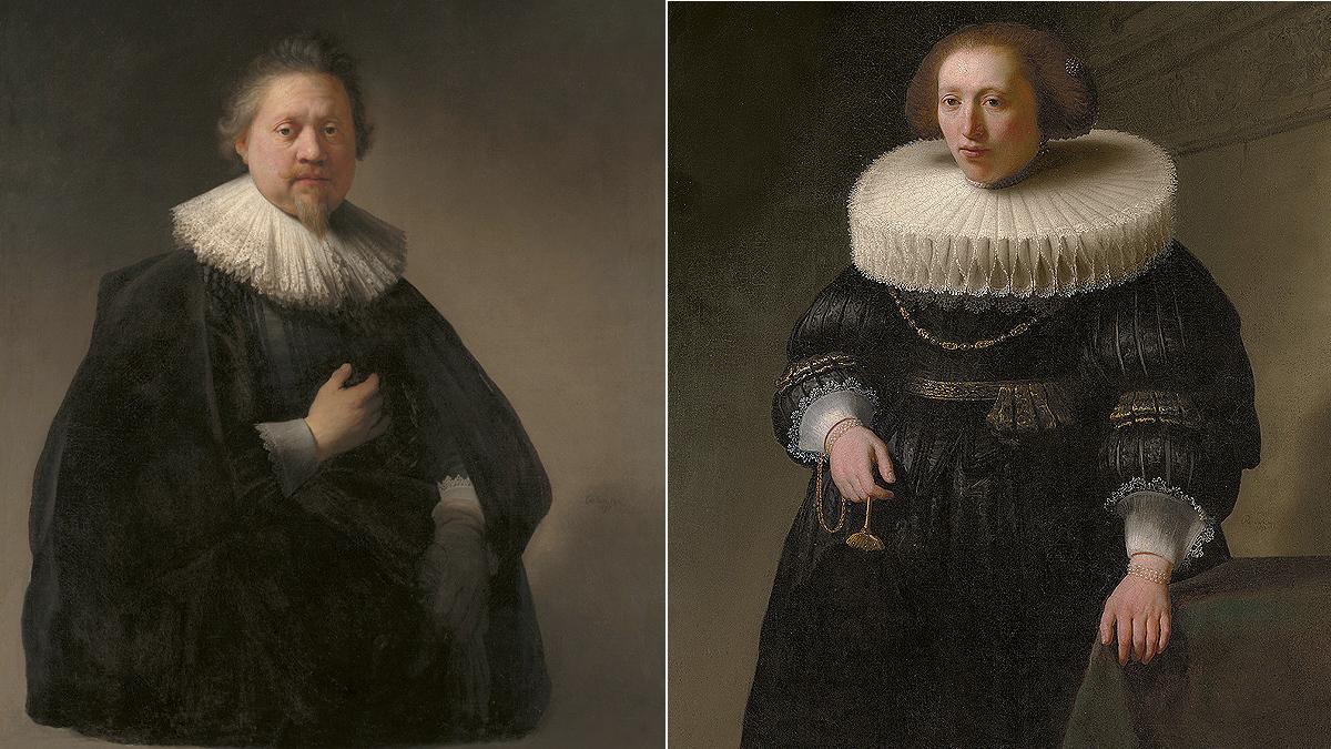 Rembrandt, el retratista fiel a la sombra