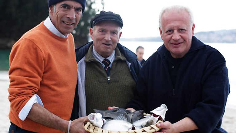 Un país para comérselo - Rias Baixas, rayas y centollas