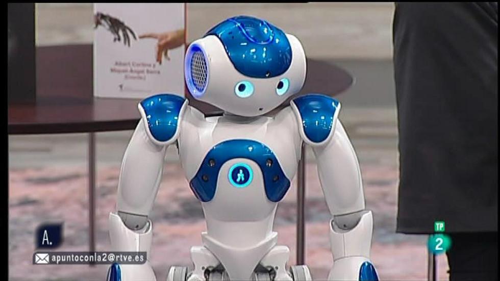 A punto con La 2 - Nuevas tendencias - Robots