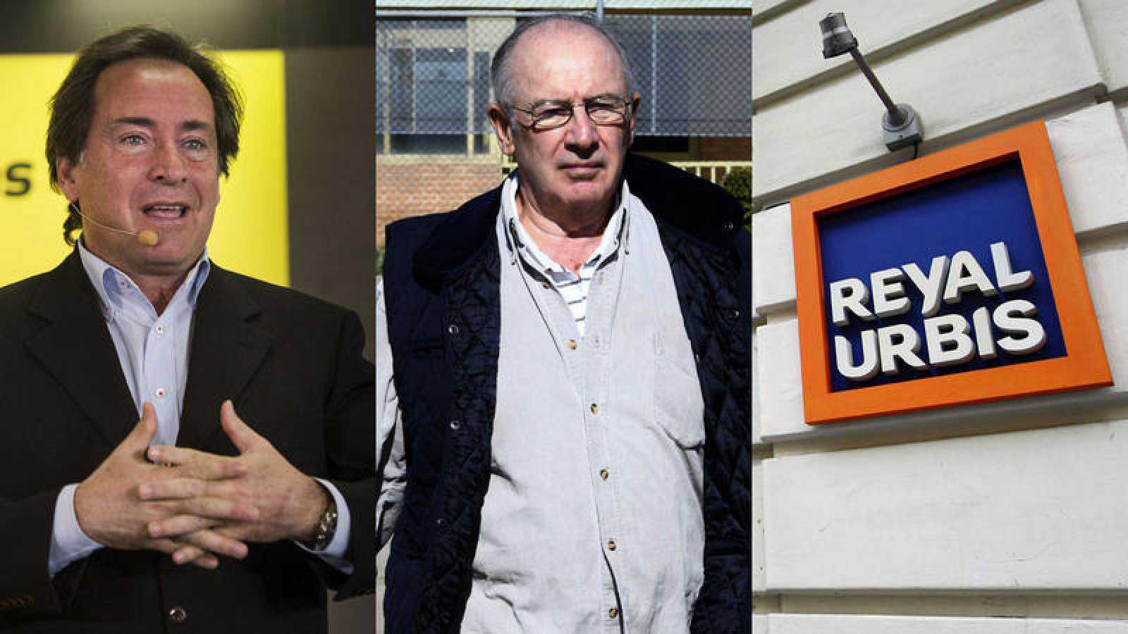 Rodrigo Rato, Sito Pons y Reyal Urbis en la lista de los morosos que deben más de un millón de euros a Hacienda