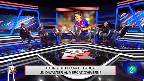 El Barça perd a Luis Suárez