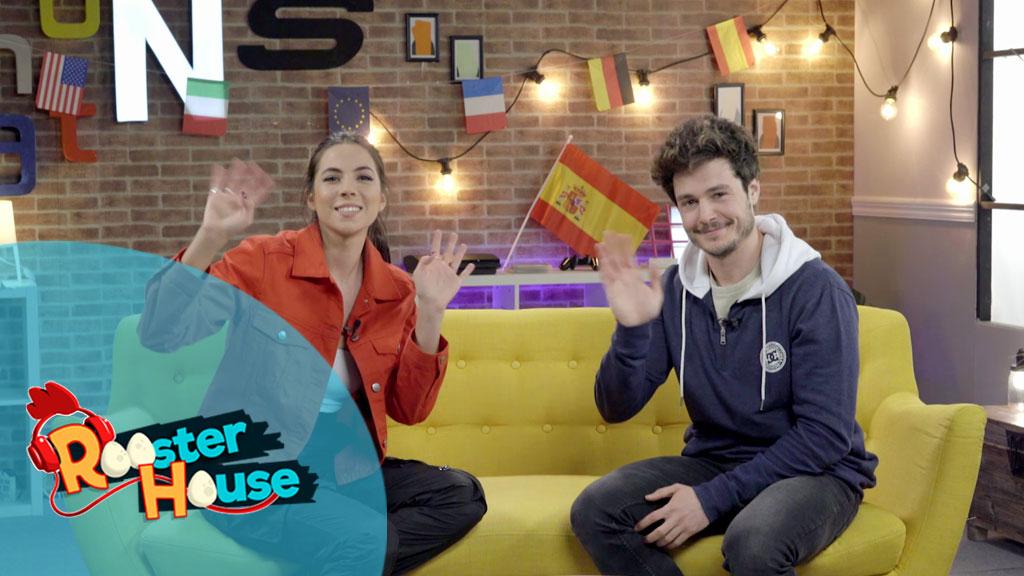 Esta semana en Rooster House...¡todos con Miki en Eurovisión!