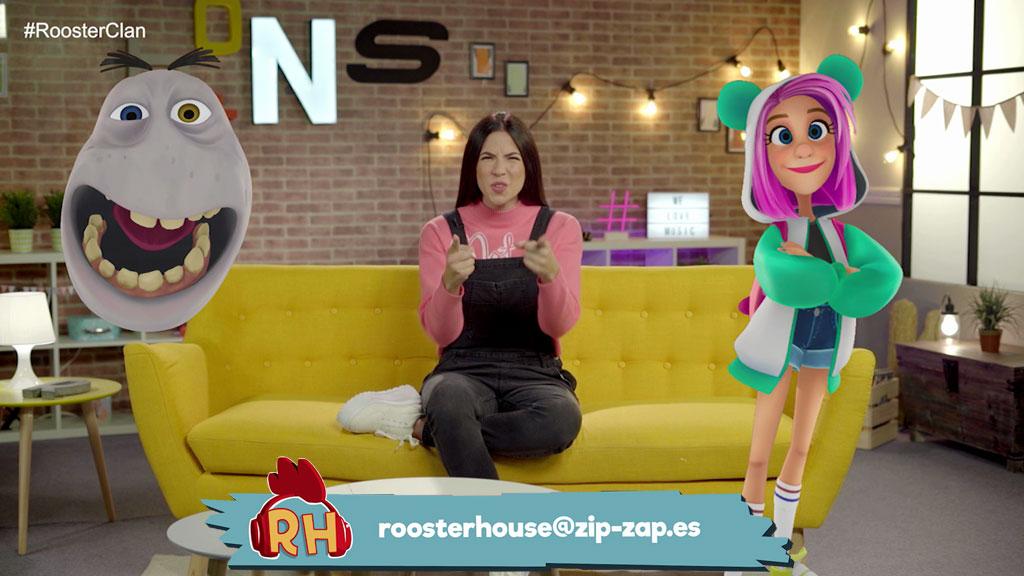 ¡Rooster House! Lo que más mola de Internet...directo a Clan. ¡Rapea tu villancico y envíanos el link!