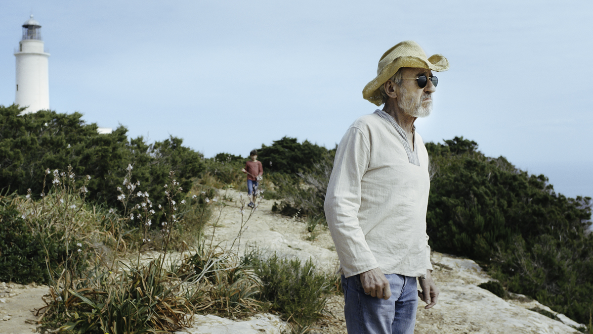RTVE entrevista a José Sacristán y a Pau Durà por 'Formentera Lady'