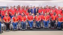 RTVE homenajea a los paralímpicos