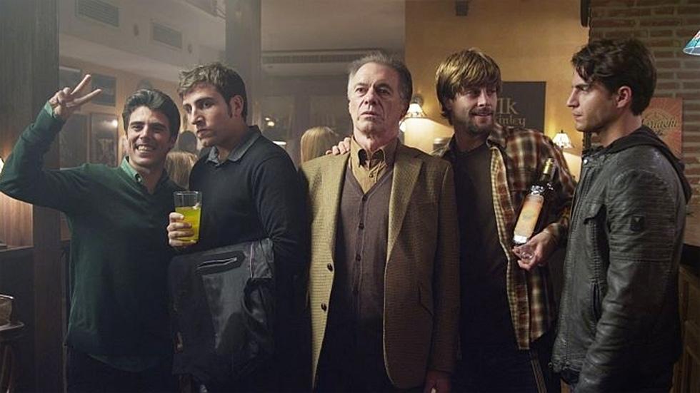 RTVE.es estrena el tráiler de 'Asesinos inocentes', con Maxi Iglesias y Miguel Ángel Solá